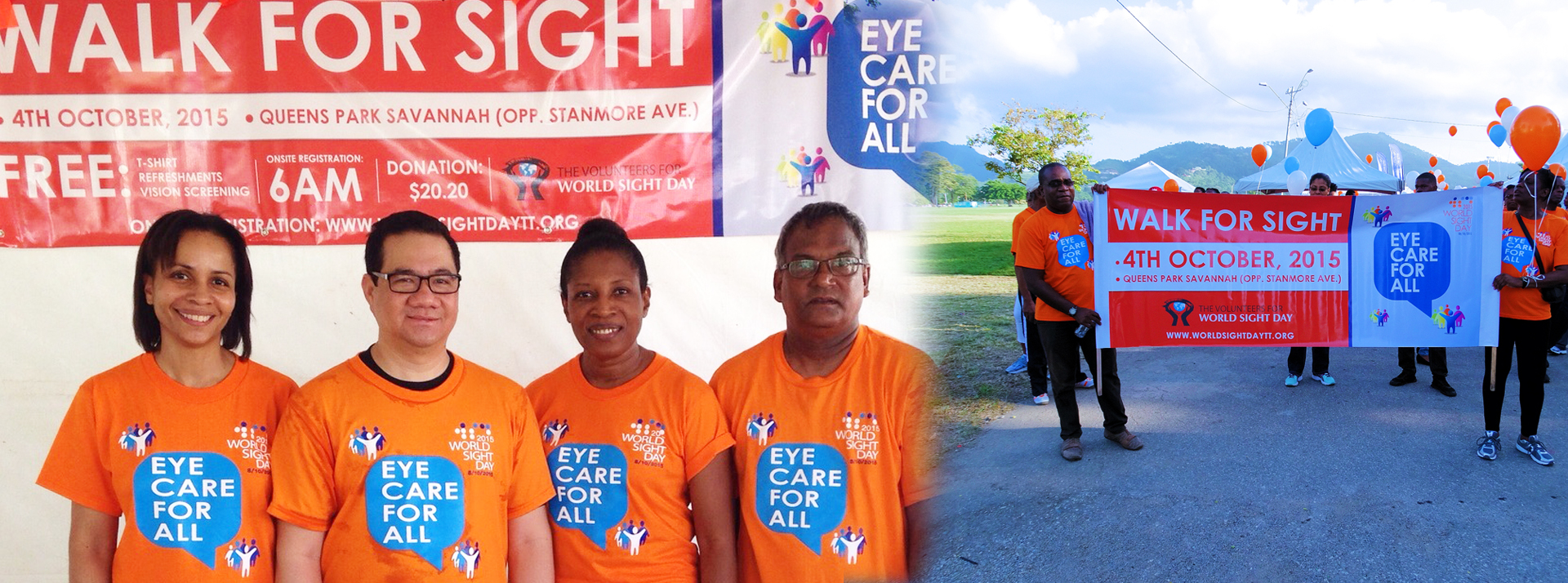 Walk For Sight 2015